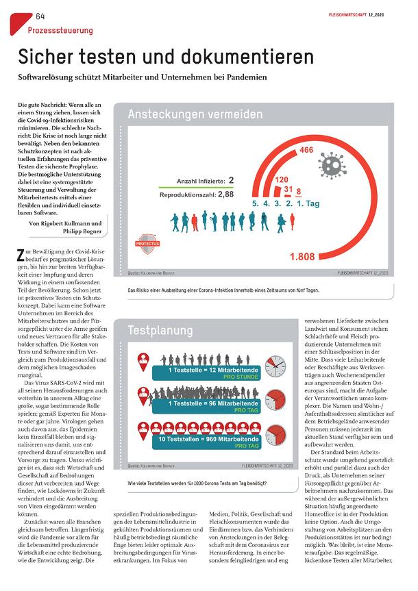 Fleischwirtschaft Ausgabe 12_20 Seite 64